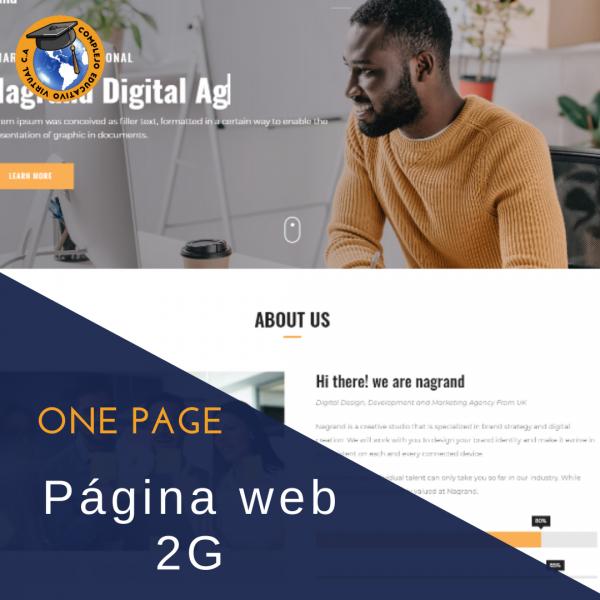 onepage 2G