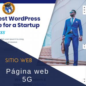 SITIO WEB 5G