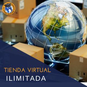 Tienda virtual ilimitada